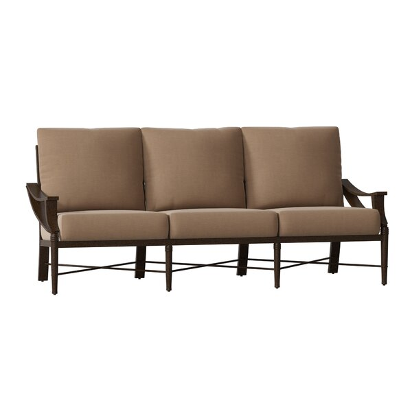 Arkadia 3 Piece Deep Seating Group with Cushions by Woodard