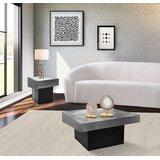 Bardette 2 Piece Coffee Table Set by Brayden Studio®