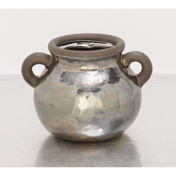 Springdale Captivating Ceramic Pot Planter by Williston Forge