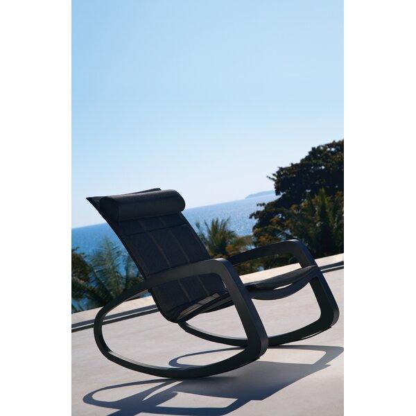 Delancey Rocking Chair by OASIQ