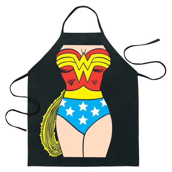 DC Comics Wonder Woman Apron by ICUP Inc