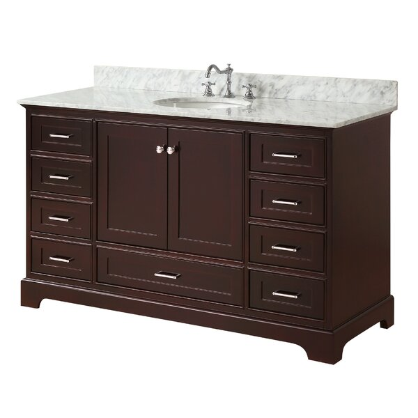 Harper 60 Single Bathroom Vanity Set by Kitchen Bath Collection