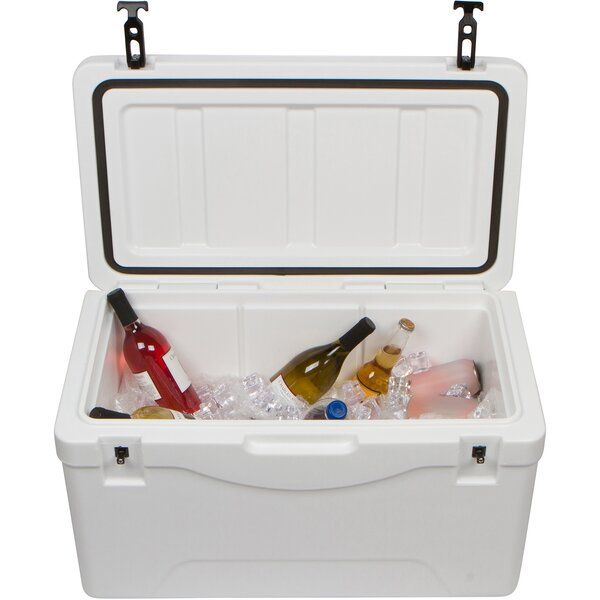 63 Qt. Rotomolded and Ice Chest Cooler by Trademark Innovations