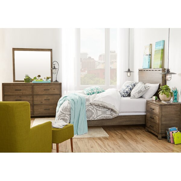 Seleukos Panel Configurable Bedroom Set by Mercury Row