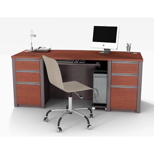 Karla 4 Piece Desk Office Suite by Latitude Run