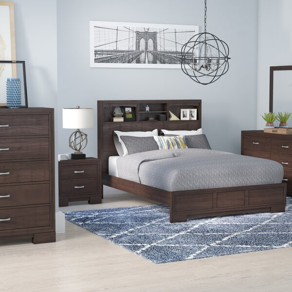 Voigt Platform 5 Piece Bedroom Set by Brayden Studio