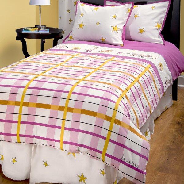 Dine Animal Print 4 Piece Comforter Set by Wildon Home ®