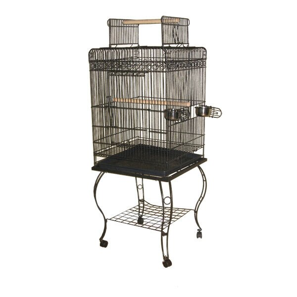 Jersey Economy Play Top Cage by Tucker Murphy Pet