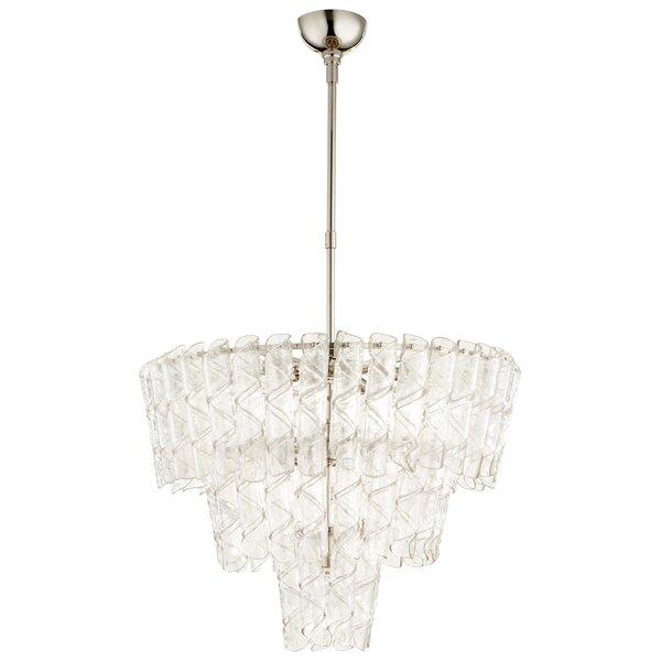 Cannoli Crystal Chandelier by Cyan Design