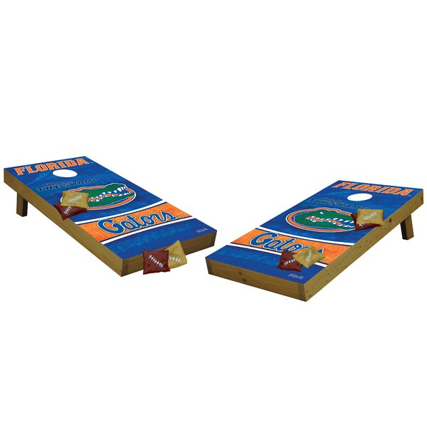 NCAA Tailgate Toss Cornhole Set by Tailgate Toss