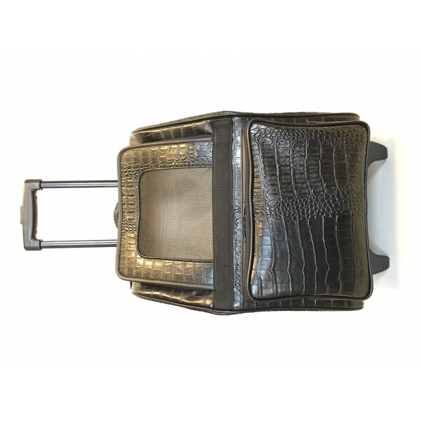 Kristine Croco Pet Carrier by Tucker Murphy Pet