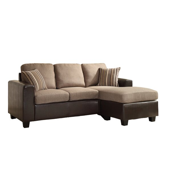 Chisdock Sectional by Winston Porter