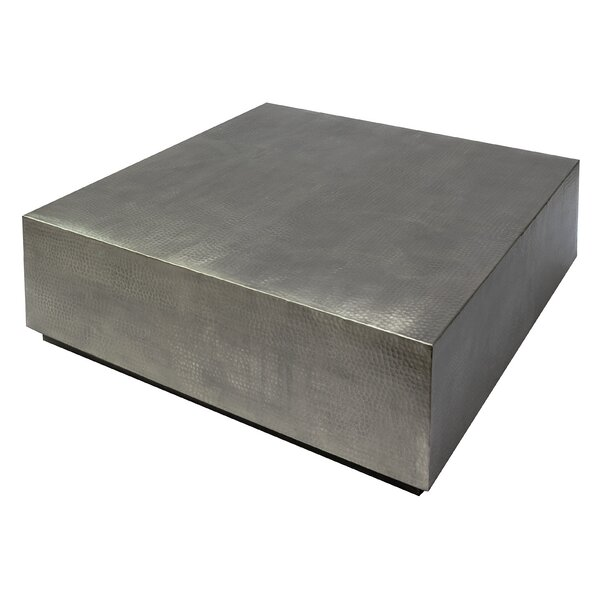 Ingot Molten Coffee Table By Seasonal Living