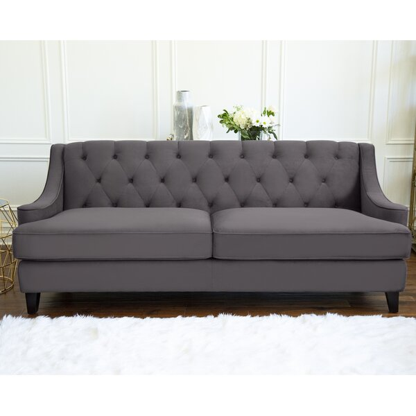 Latest Collection Arwood Sofa by Lark Manor by Lark Manor