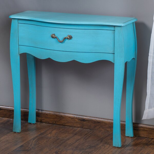Lineberger Console Table by World Menagerie