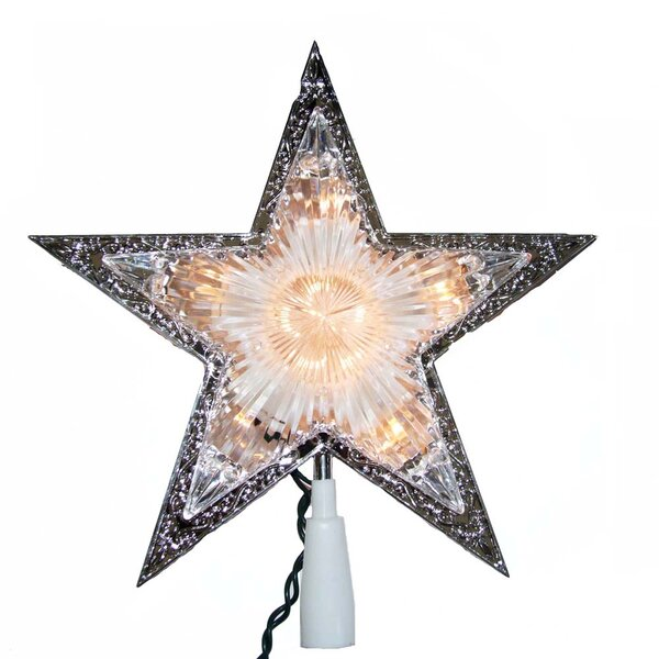10 Light Star Tree Topper by Kurt Adler