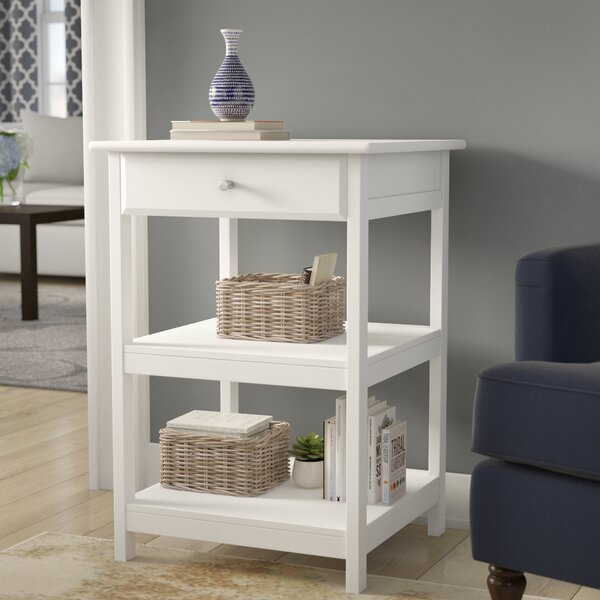 Gifford Etagere Bookcase By Three Posts
