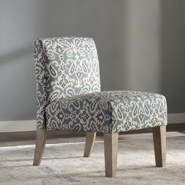 Jemima Slipper Chair by Andover Mills