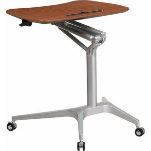 Best Krupp Portable Standing Desk by Symple Stuff