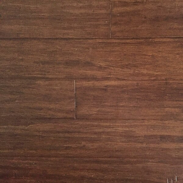 5-17/27 Solid Strandwoven Bamboo Flooring in Java by ECOfusion Flooring