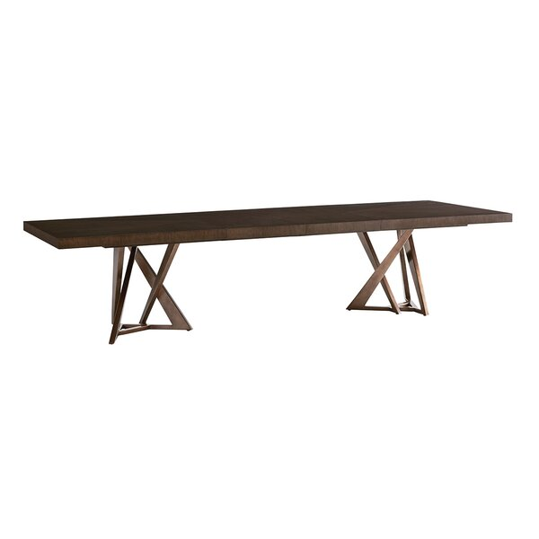 Zavala Loggia Extendable Dining Table by Lexington