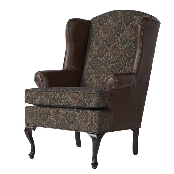 Wingback Chair by Astoria Grand Astoria Grand