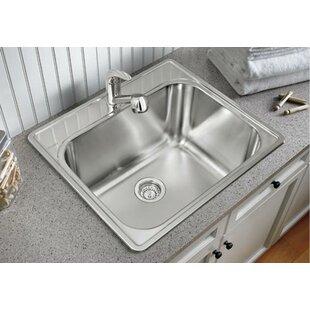 25u0027u0027 X 22u0027u0027 Drop In Laundry Sink