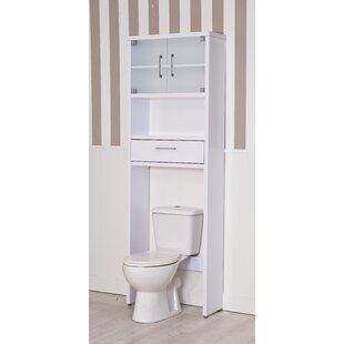 Over Toilet Cabinet | Wayfair.co.uk