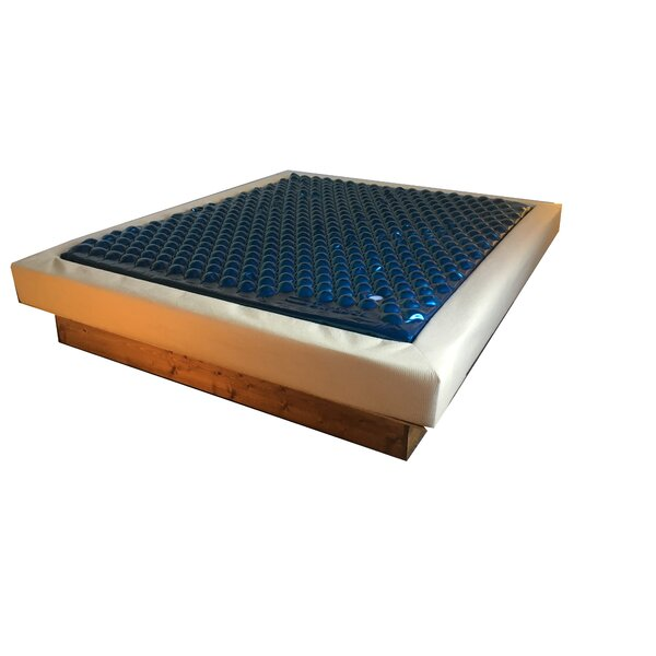 Sof-Frame Complete 20 inch Soft-side Waterbed Mattress by Strobel Mattress