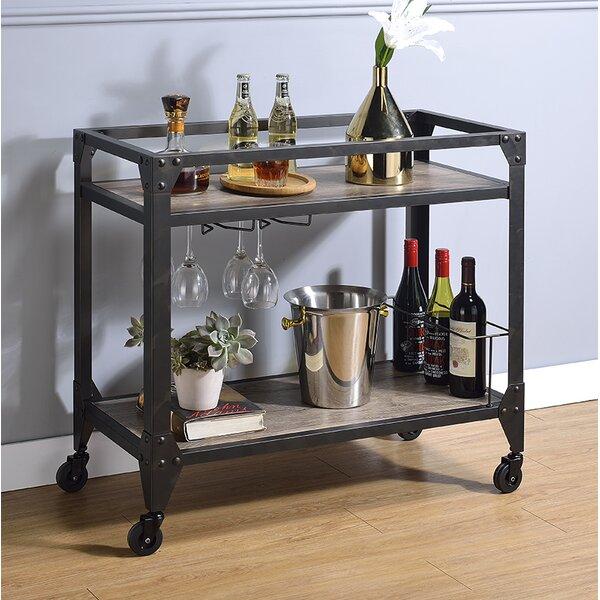 Miramar Bar Cart by Williston Forge Williston Forge