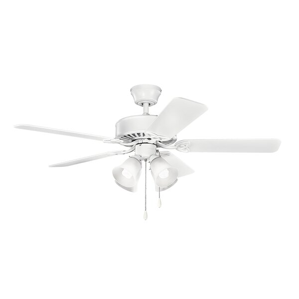 Birch Creek 50 Borgen 5-Blade Ceiling Fan by Alcot