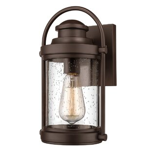 Look for Stella Outdoor Sconce By Breakwater Bay