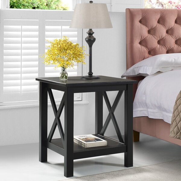 Borotice End Table By Winston Porter