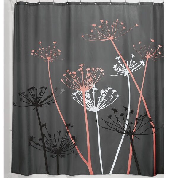 Thistle Shower Curtain by InterDesign