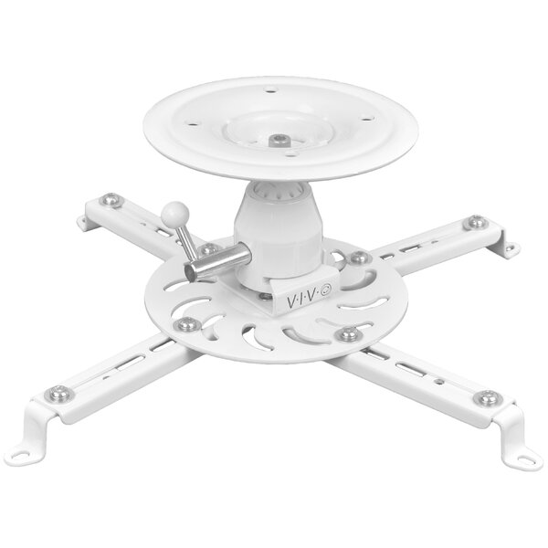 Articulating Heavy Duty Universal Projector Ceiling Mount by Vivo