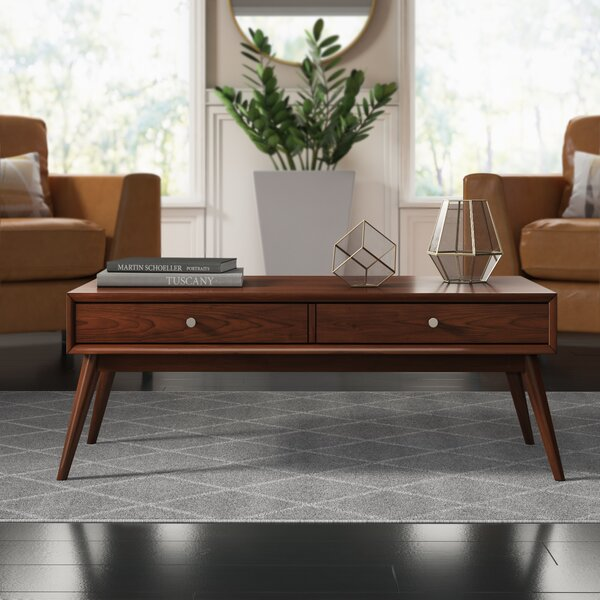 Norberg Coffee Table with Storage by Mercury Row Mercury Row