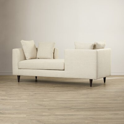 Brayden Studio Double End Chaise Lounge Upholstery Chaise Lounges