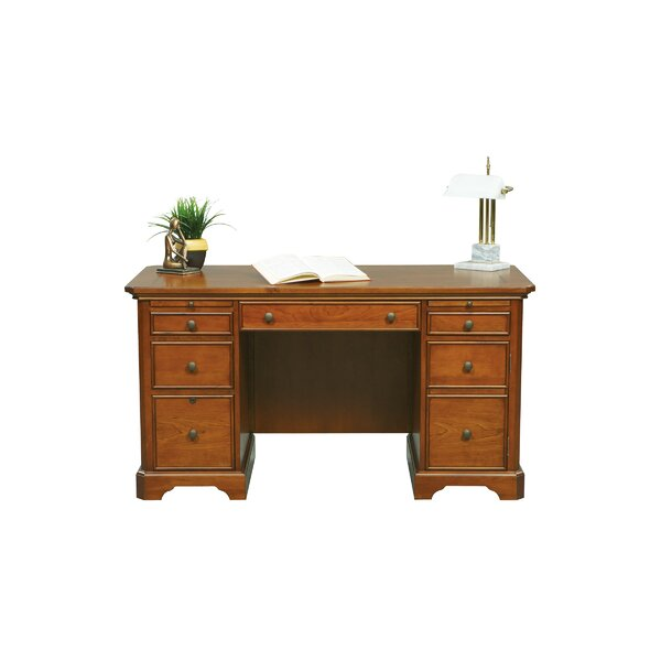 Chester Executive Desk by Alcott Hill
