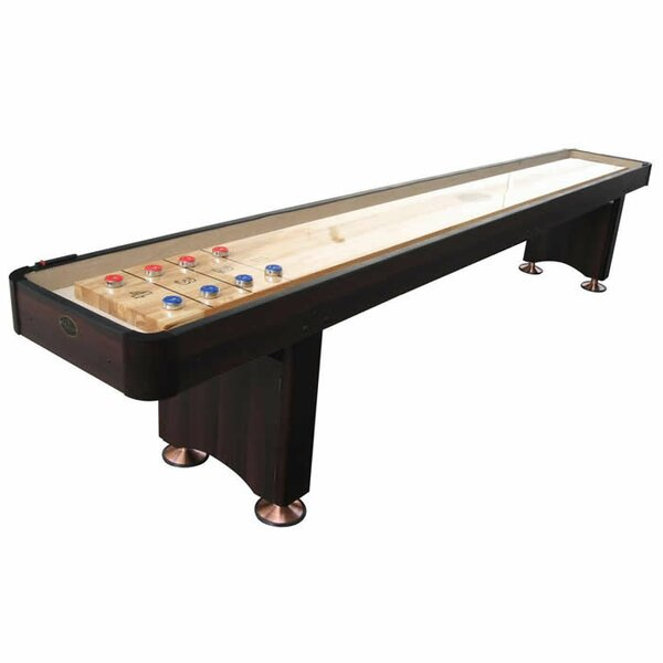 Woodbridge Playcraft Shuffleboard Table by PlaycraftWoodbridge Playcraft Shuffleboard Table by Playcraft