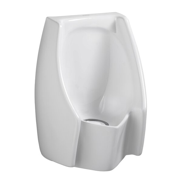 Flowise Large Flush-Free Waterless Urinal by American Standard