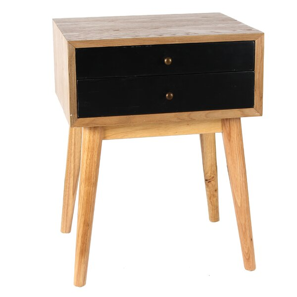 Mia Wright End Table by Langley Street