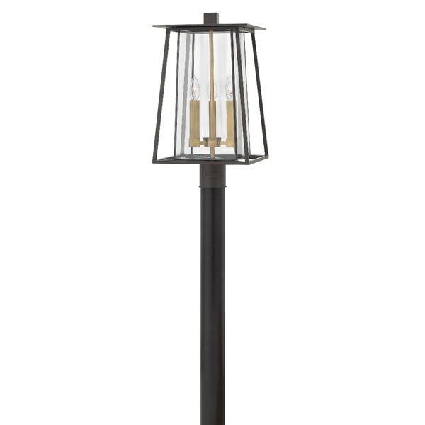 Walker Outdoor 3-Light Lantern Head by Hinkley Lighting