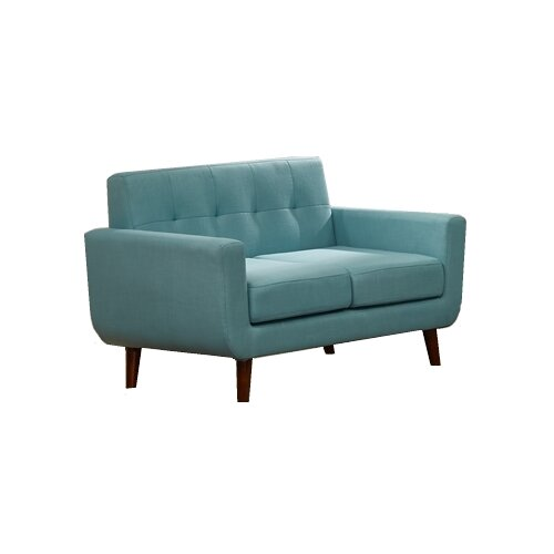 Rohan Fabric Loveseat by Langley Street