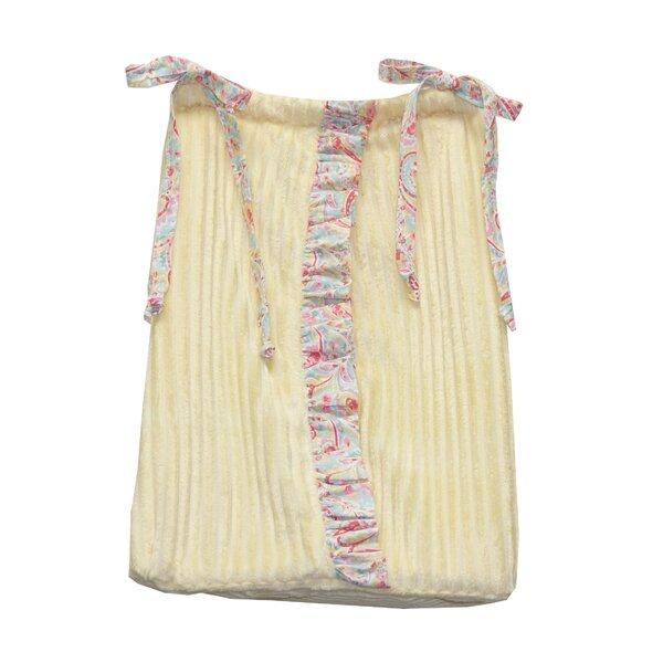Gustave Paisley Diaper Stacker by Harriet Bee
