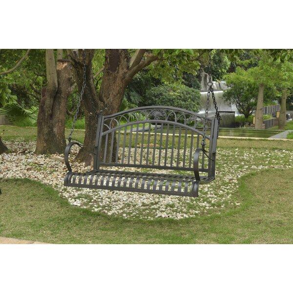 Oak Bluffs 2-Seater Porch Swing by Fleur De Lis Living