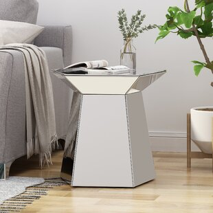 Hearne Pentagon End Table