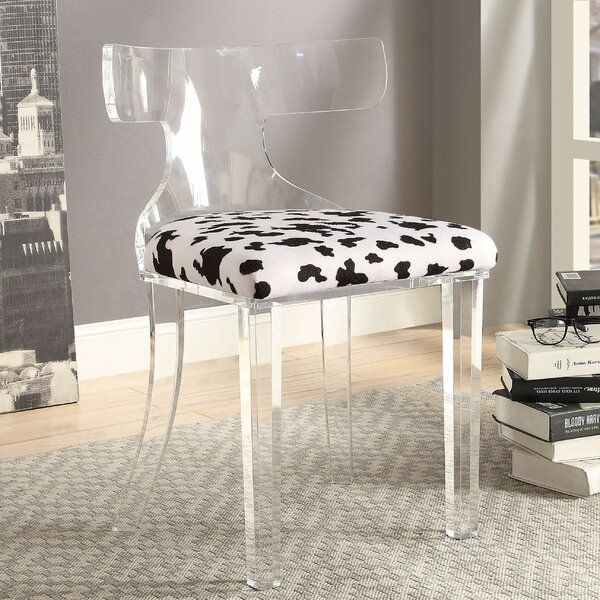 Rossi Side Chair by Everly Quinn