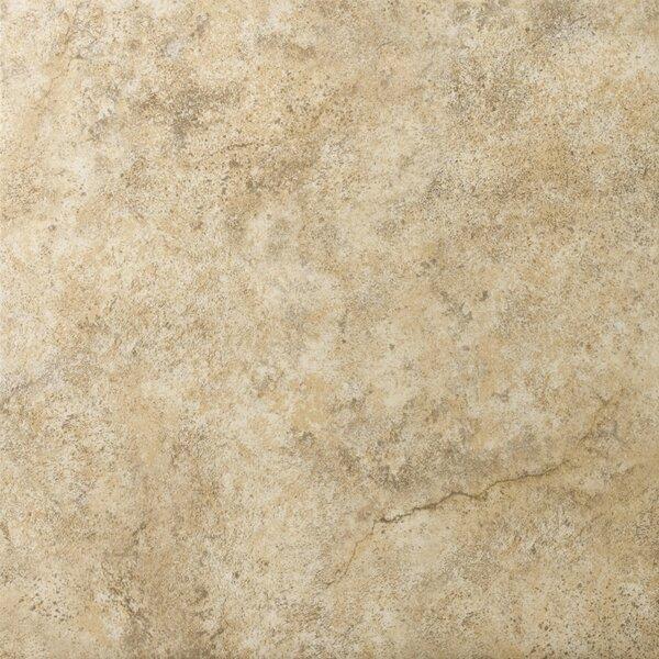 Toledo 7 x 7 Ceramic Field Tile in Walnut by Emser Tile