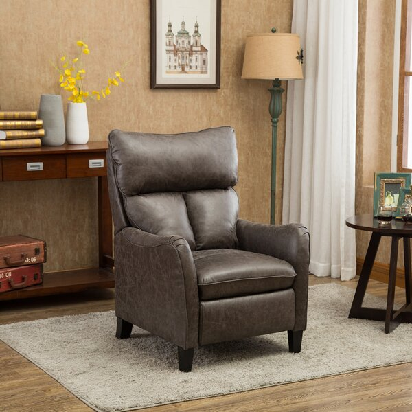 Hallock Manual Recliner By Winston Porter