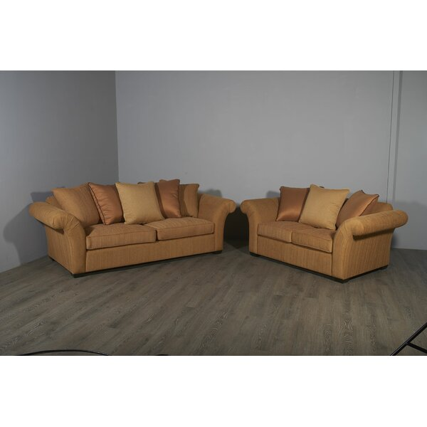 Jefferson Place Loveseat by Charlton Home